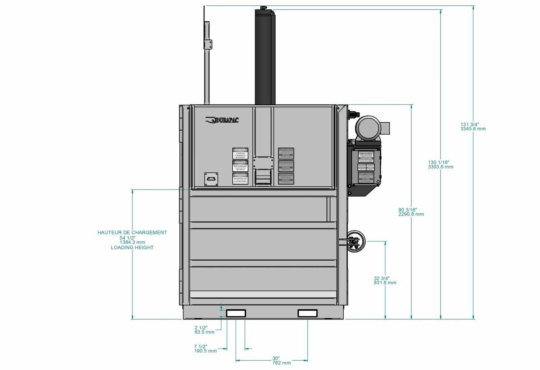 cardboard baler wiring diagram chevrolet coil wiring diagram