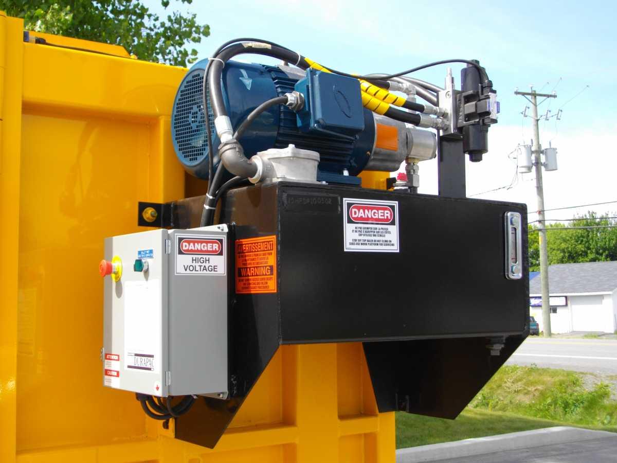 Presse verticale PVB-1000