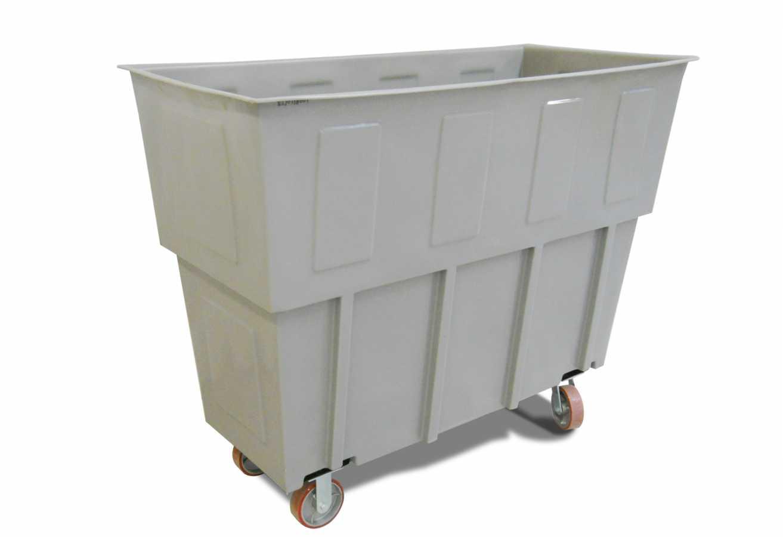 All-purpose polyethylene transport truck